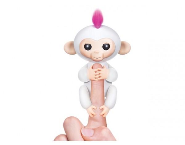 Finger Happy Baby Monkey