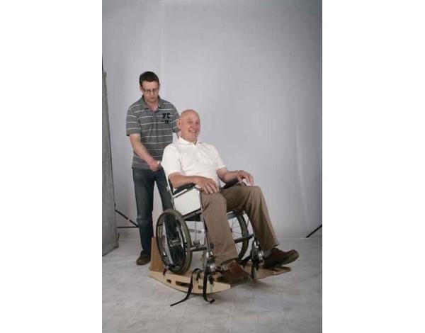 Pyörätuoli kiikku