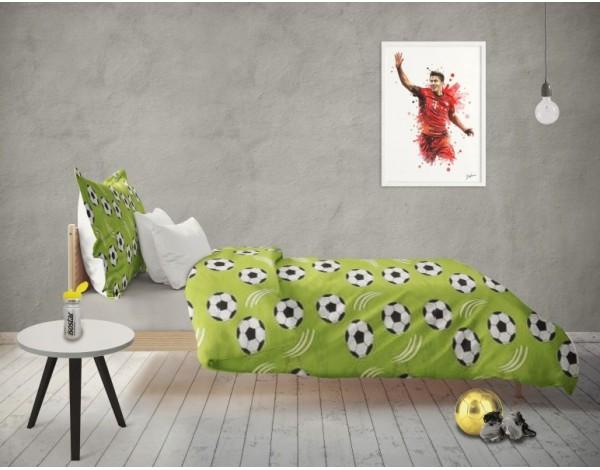Painopeite Jalkapallo 100 x 150