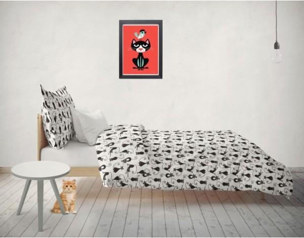 Painopeite Kissat 100 x 150