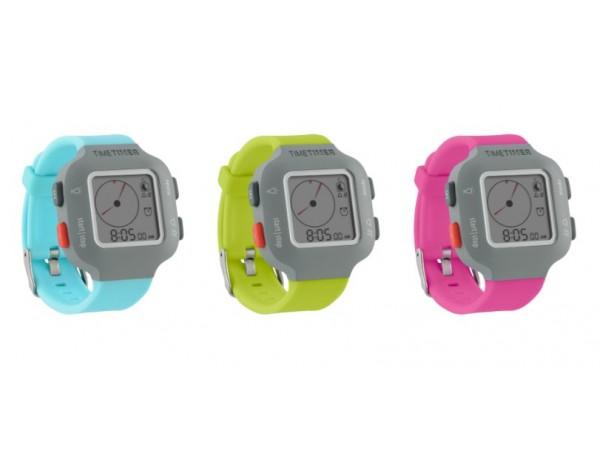 Time Timer värikäs nuorten rannekello